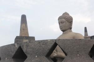 borobudur budhist temple