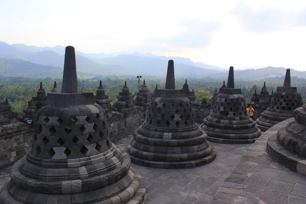 borobudur magelang indonesia