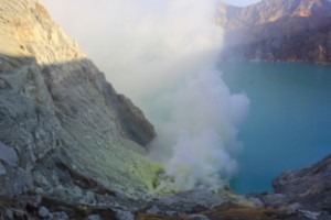 26 ijen crater