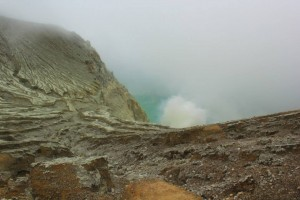 ijen crater lakes